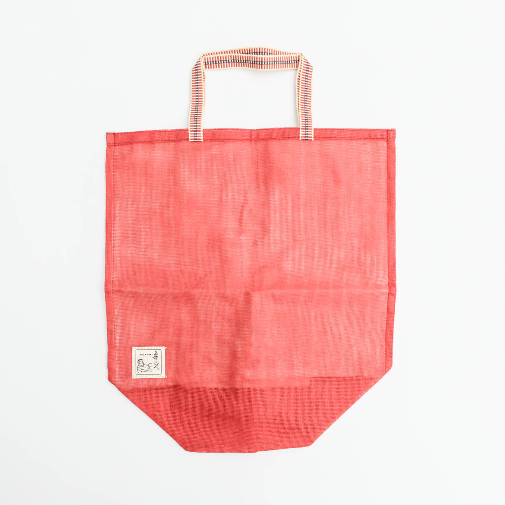 魯山人 野菜袋 赤呉須