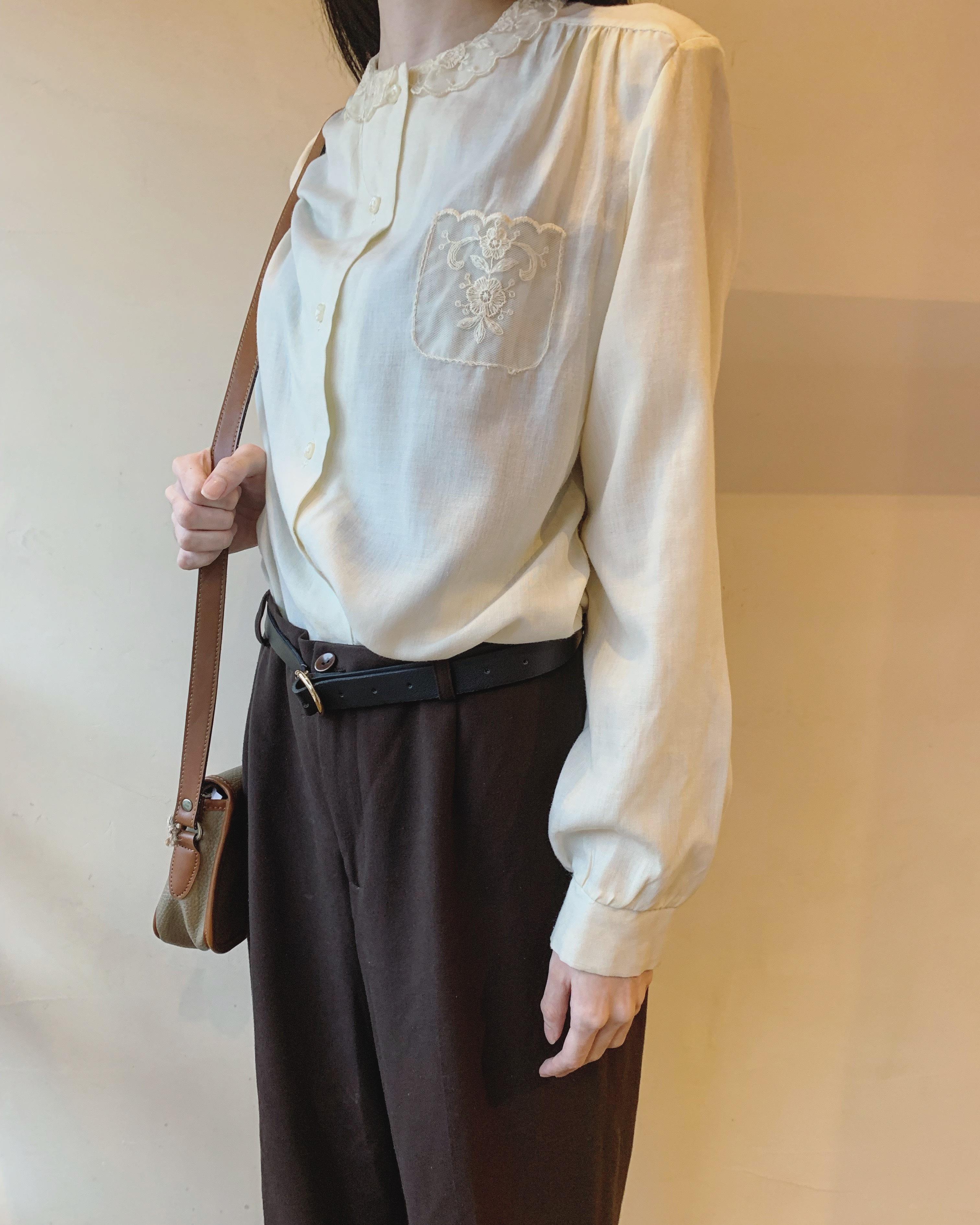 vintage lace shirts