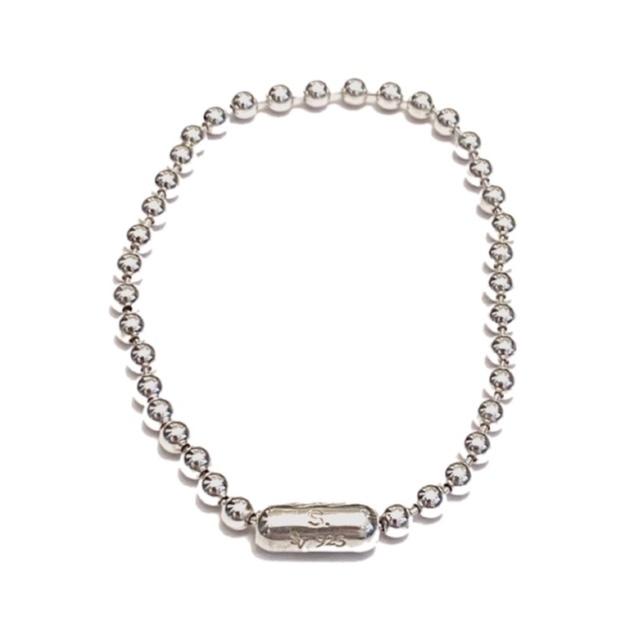 ball chain bracelet -S- regular.