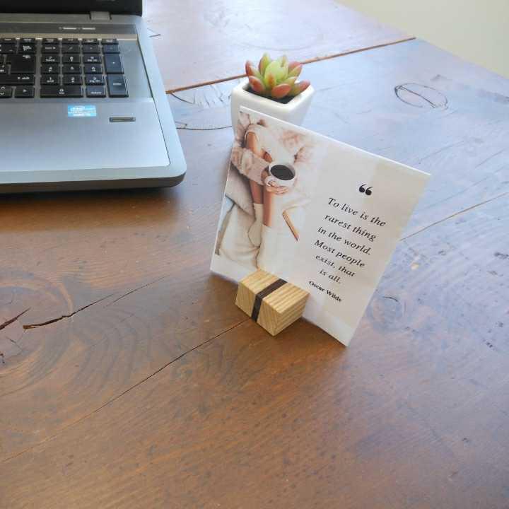 【木製マグネットホルダー01】 - 画像3
