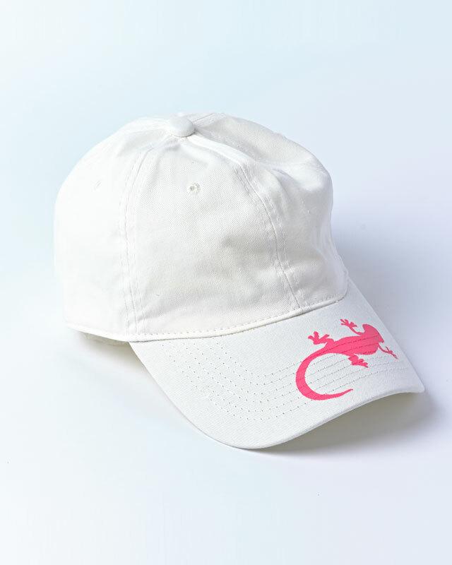 Gecko CAP(WHT)