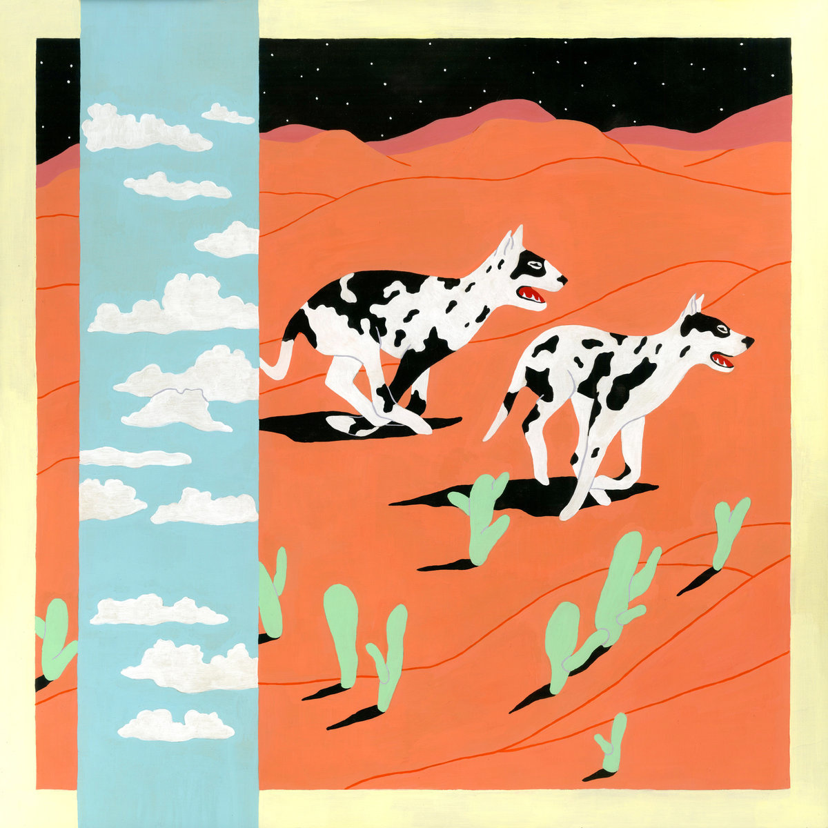 Hypoluxo / Running On A Fence(500 Ltd LP)