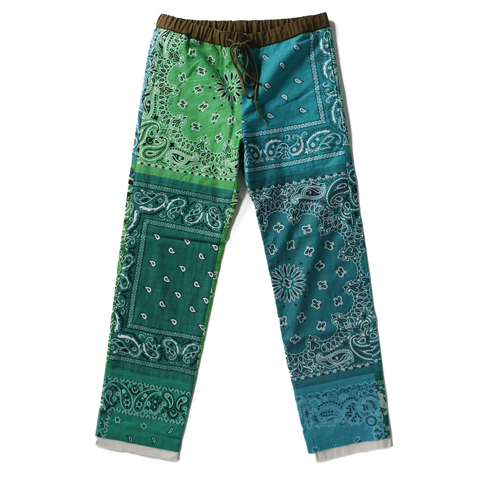 CHILDREN OF THE DISCORDANCE Bandana Pants Khaki