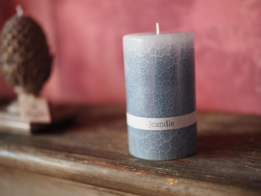 gradation  candle 1