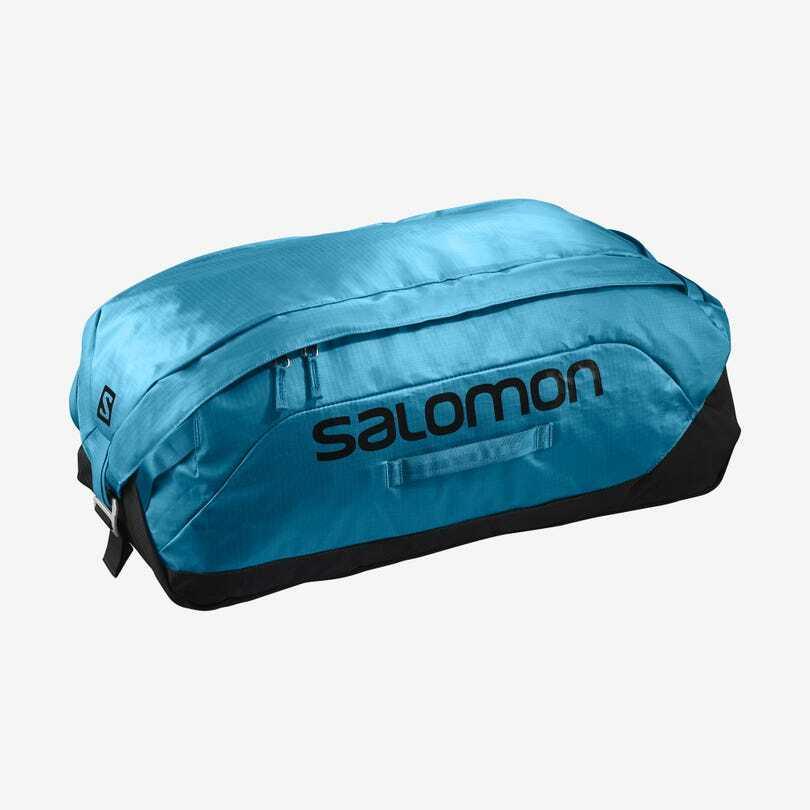 Salomon サロモン BAG OUTLIFE DUFFEL 70 Hawaiian Ocean / NIGHT SKY バッグ アウトライフダッフル 70 ハワイアンオーシャン/ナイトスカイ LC1468100