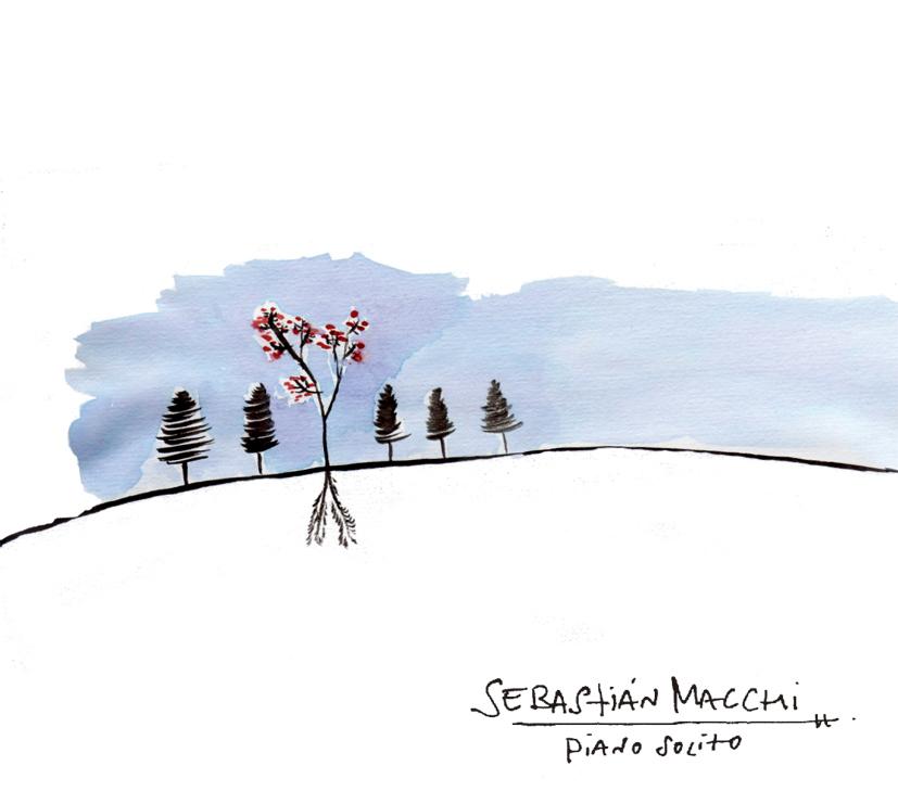 Sebastian Macchi『Piano solito』(Bar Buenos Aires / Shagrada Medra)