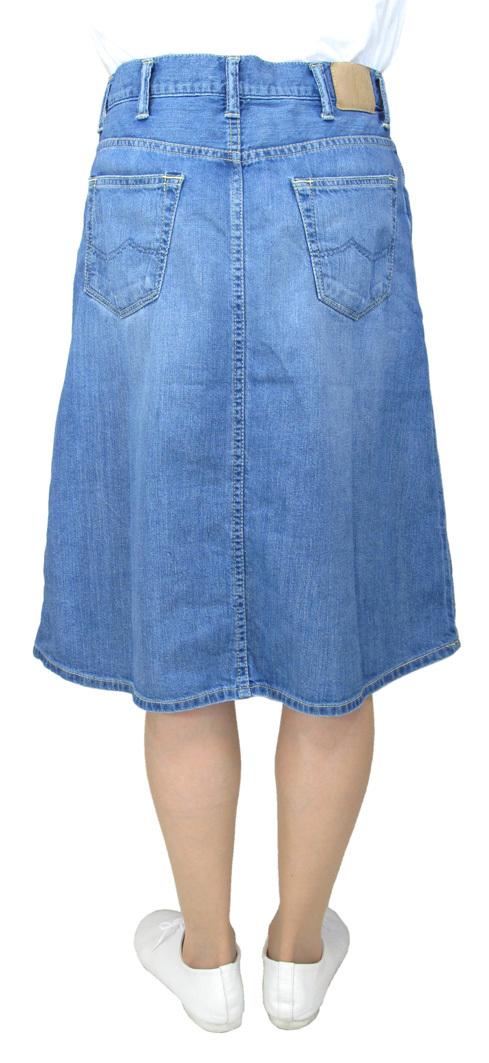 FS 2/3 A-line skirt - 画像5