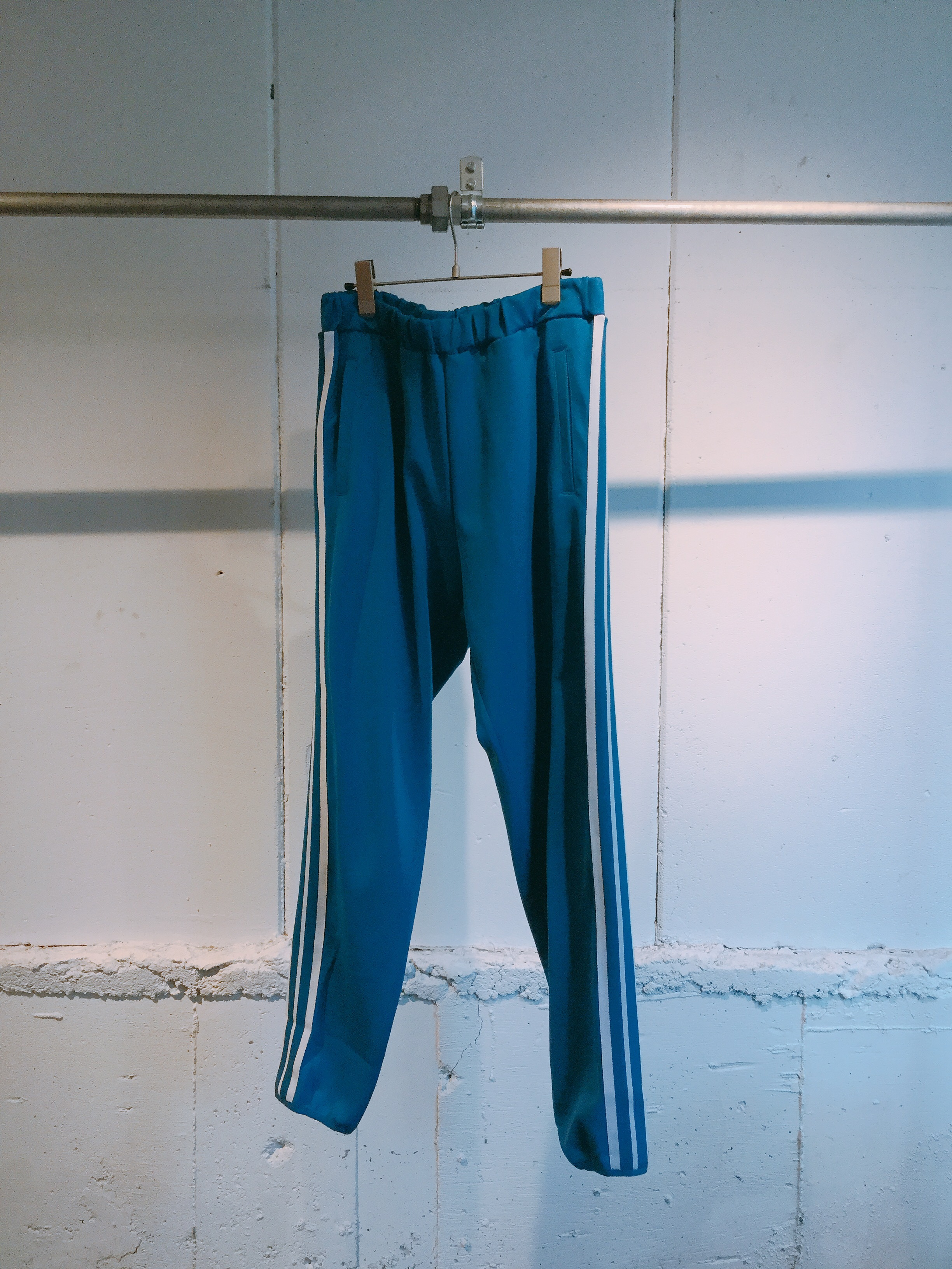 NEONSIGN Lined Track Pants (BLUE)