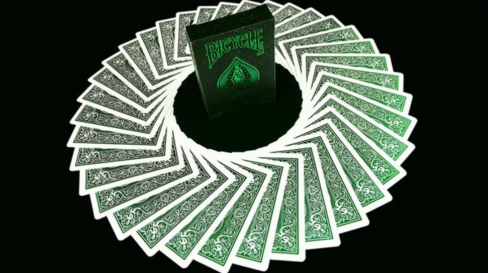 バイシクル メタルカード2個セット Bicycle MetalLuxe Gold Playing Cards Limited Edition