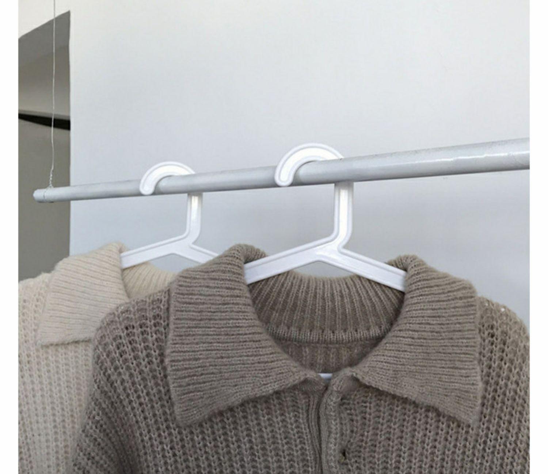 〈カフェシリーズ〉ポロネックニットワンピース【polo neck knit one-piece】