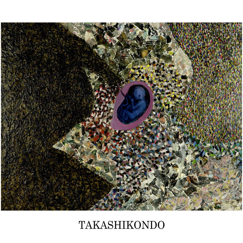 TAKASHIKONDO 絵画 Frtus(9)