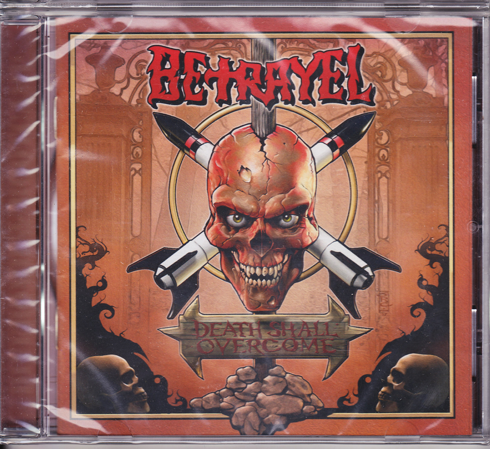 BETRAYEL 『Death Shall Overcome』