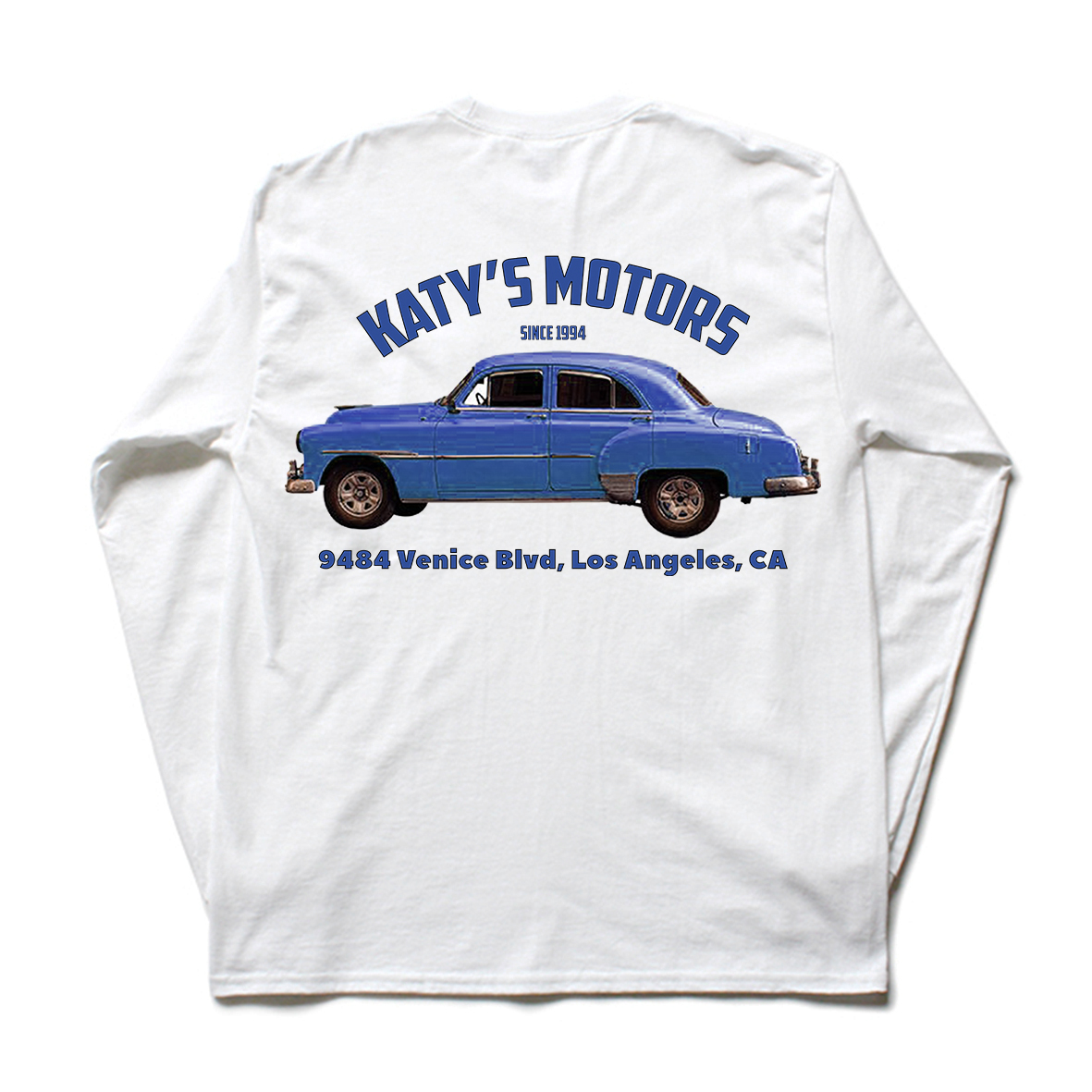 Katy's Motors Souvenir Long Sleeves