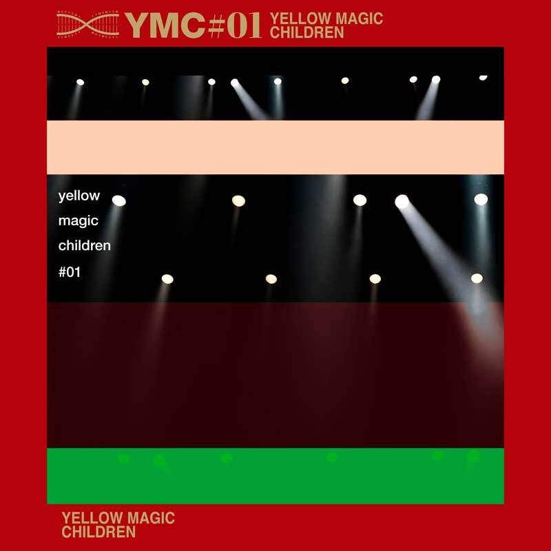 YMC - 『Yellow Magic Children #01』(初回生産限定盤) - 画像1