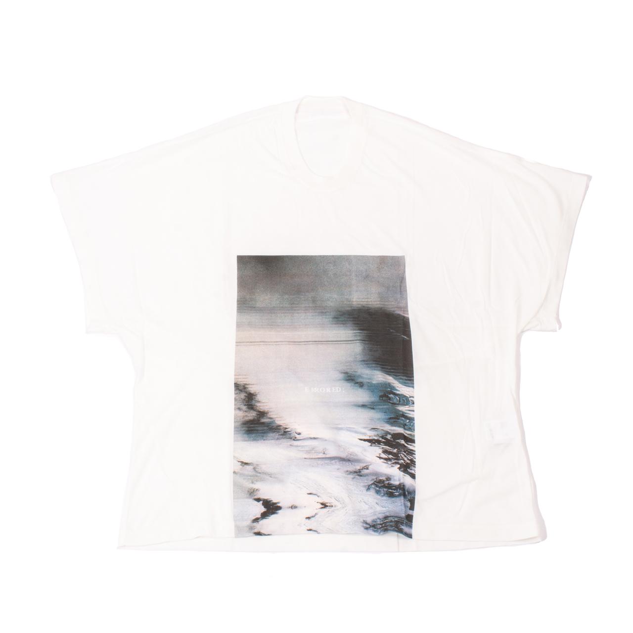 707CPM2-WHITE / アバランチプリントTシャツ