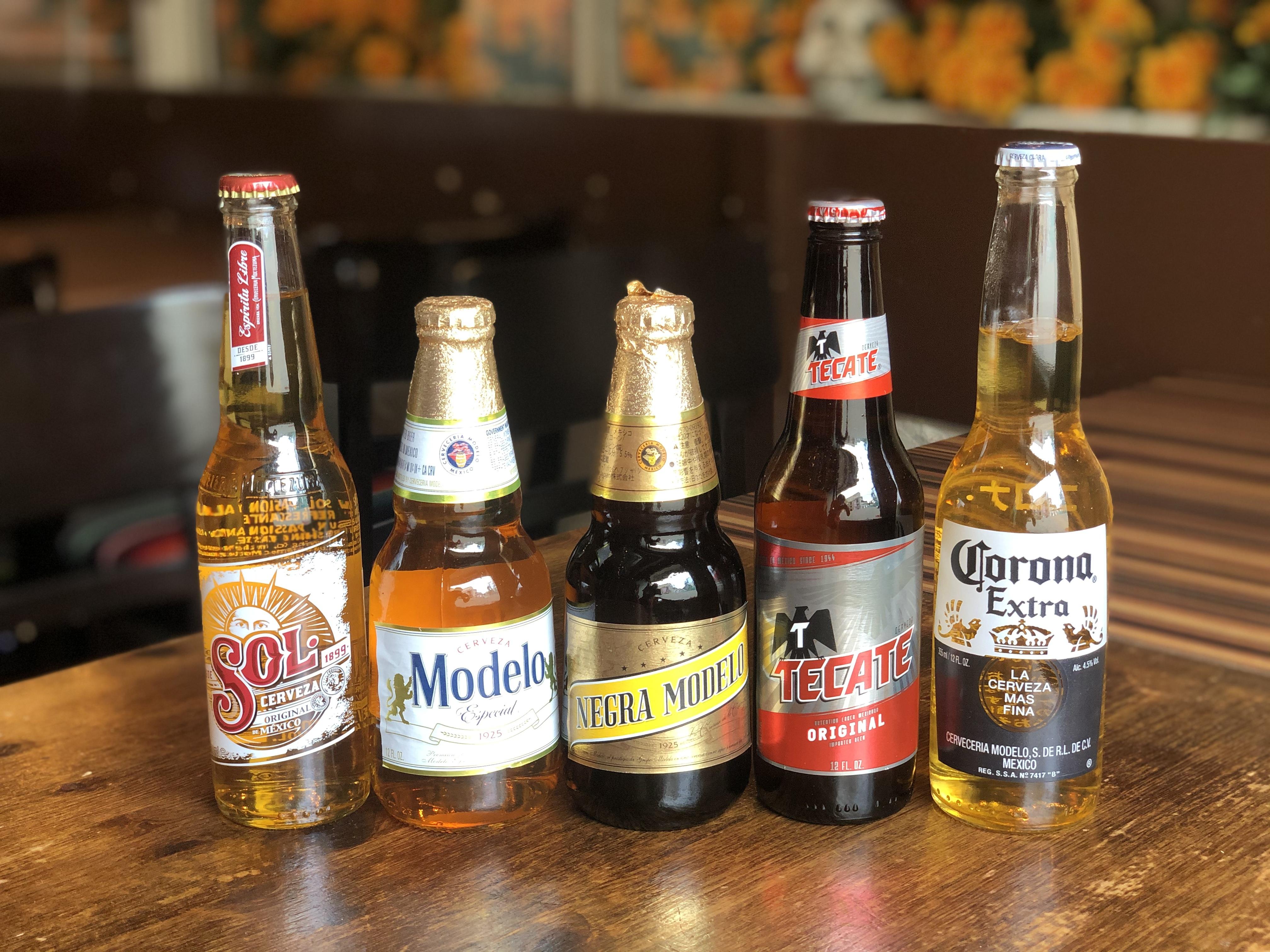 メキシカンビール 5点セット