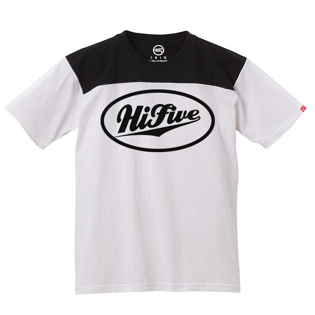 Hi FIVE football Tee フットボール Tシャツ
