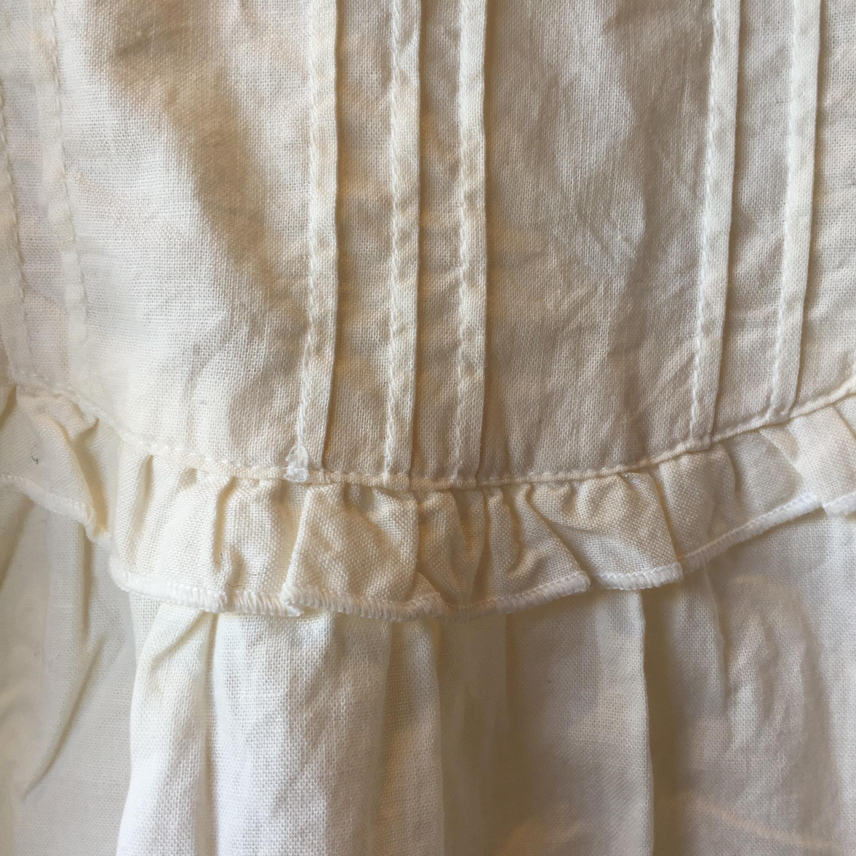 vintage cotton tops