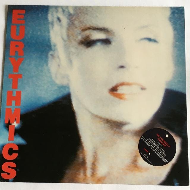 【LP・独盤】Eurythmics / Be Yourself Tonight