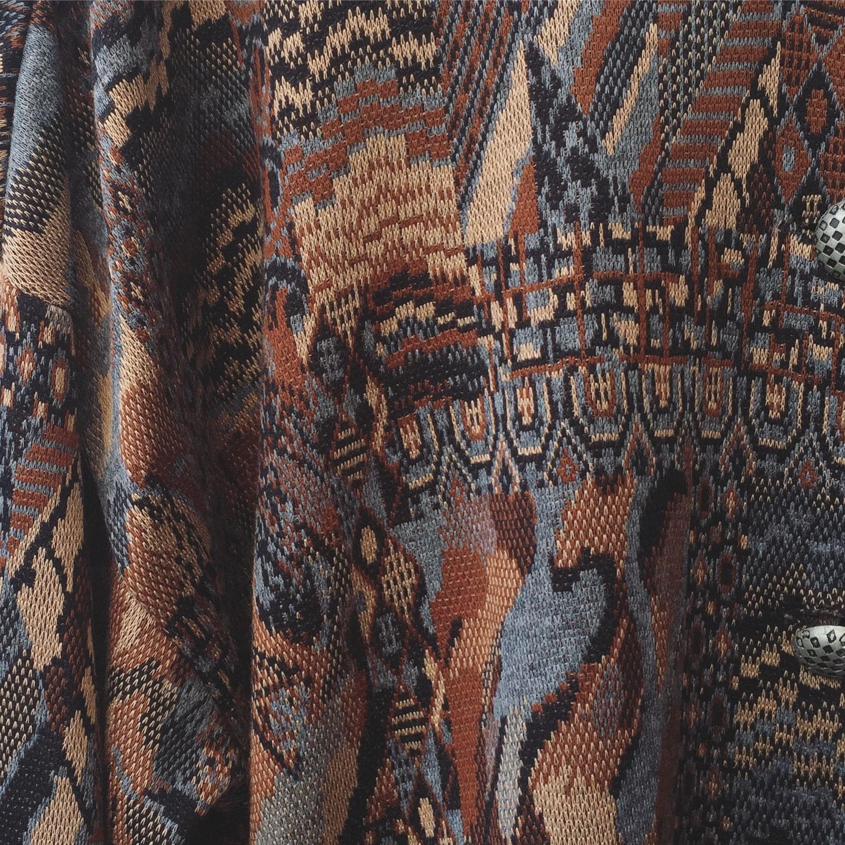 vintage oversized cardigan