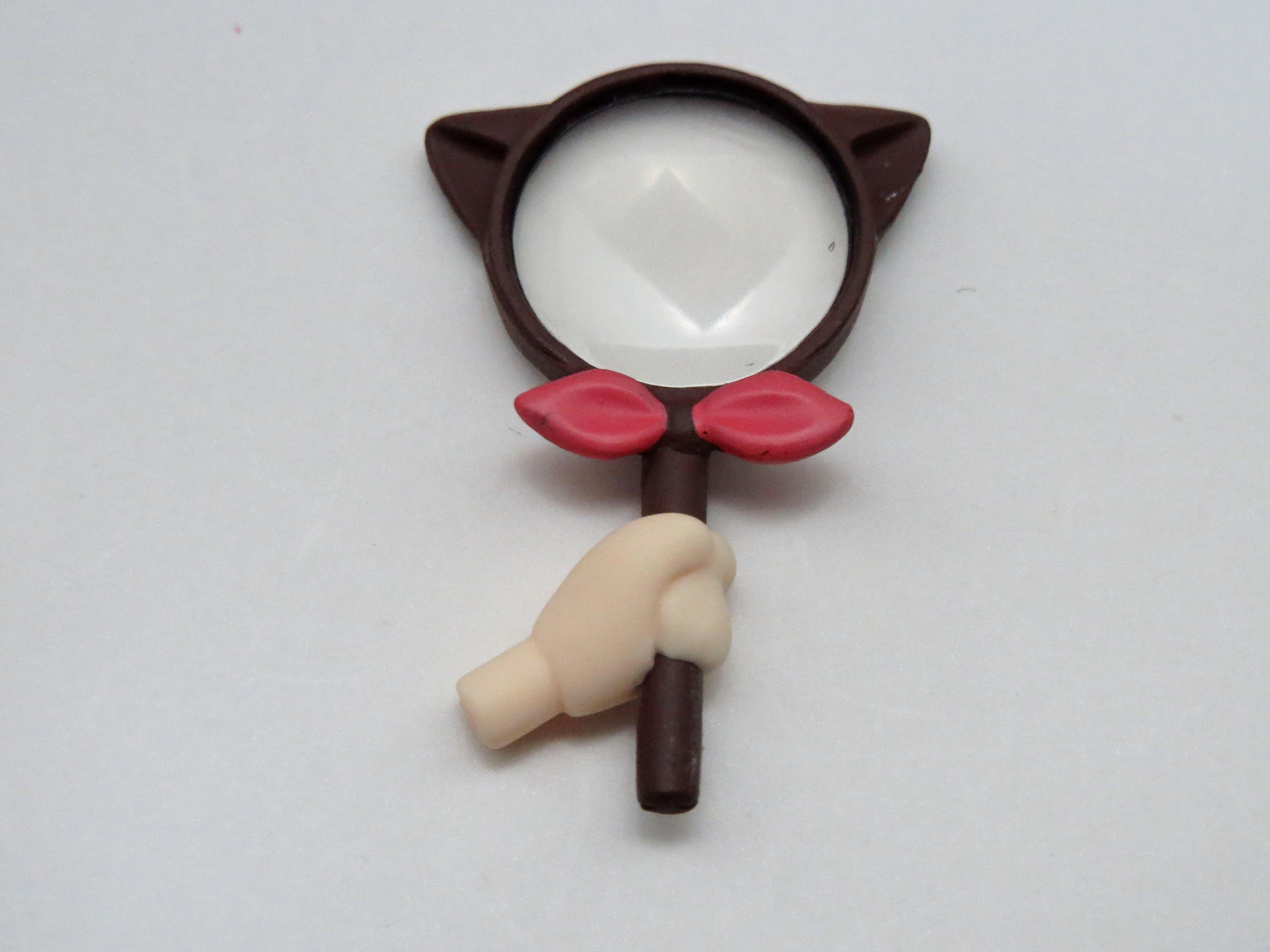 【156】 シャーロック・シェリンフォード 小物パーツ 虫眼鏡 ねんどろいど