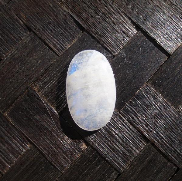 感応する潜在意識【 天然石ルース(裸石)】ホワイトラブラドライト 02