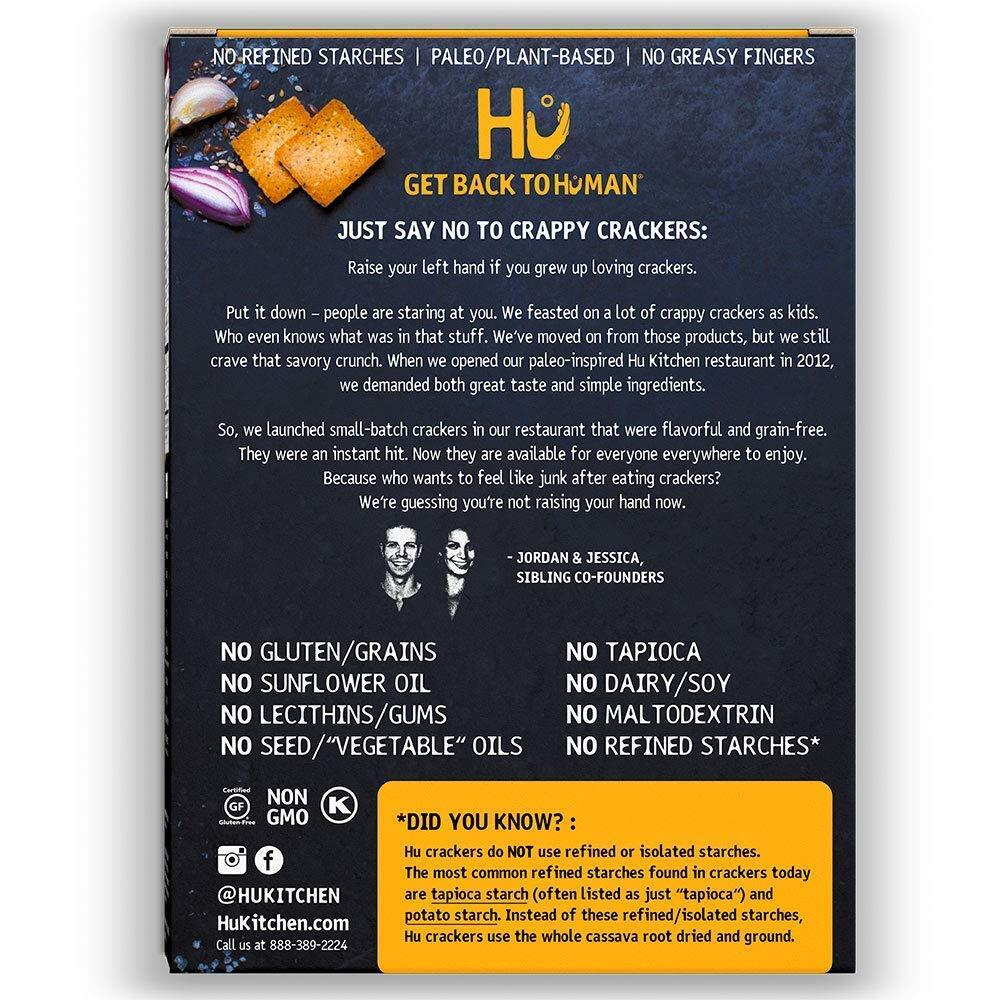 Hu パレオ ヴィーガンクラッカー Everything 2箱セット