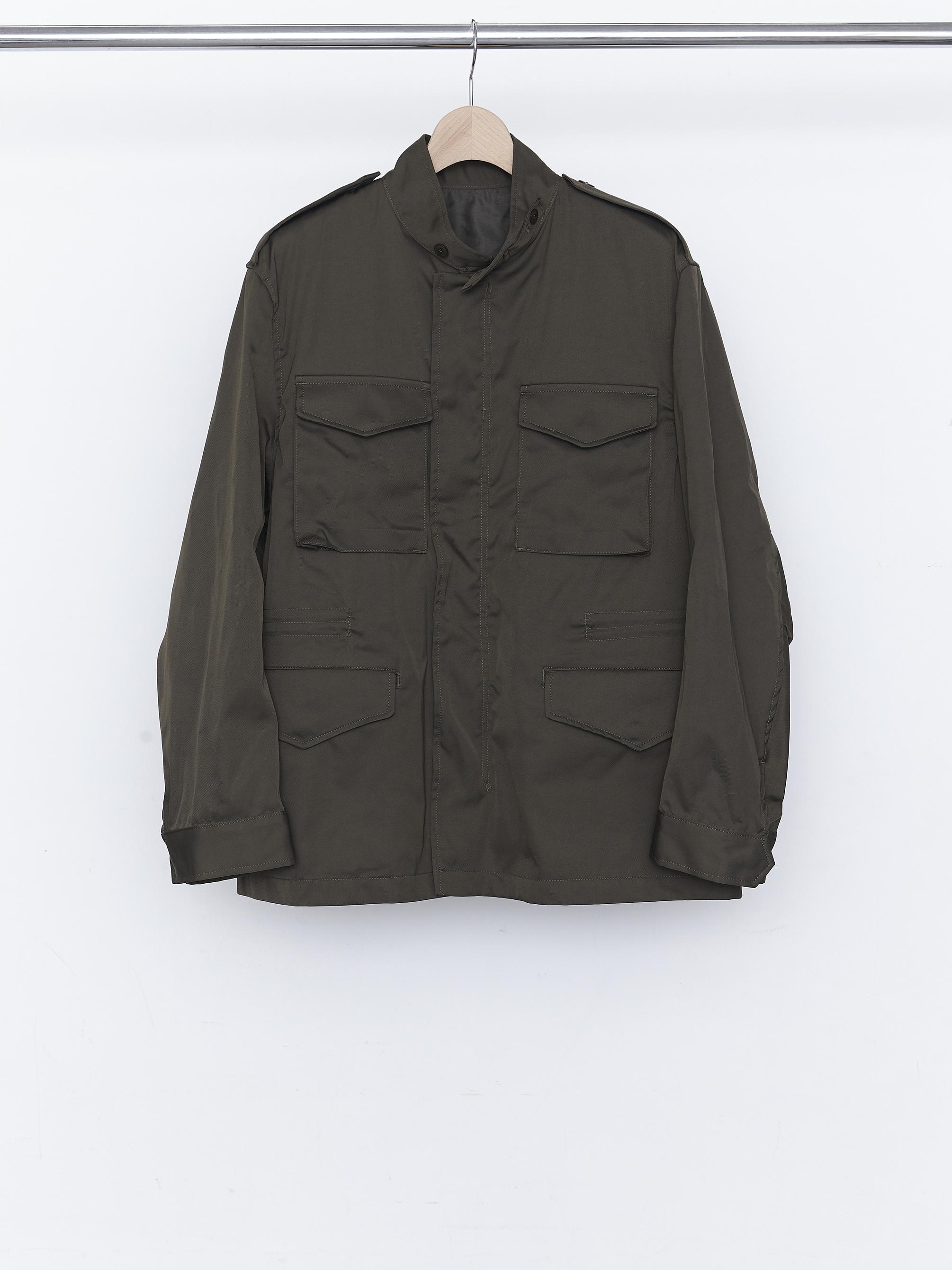 Military Jacket - Khaki