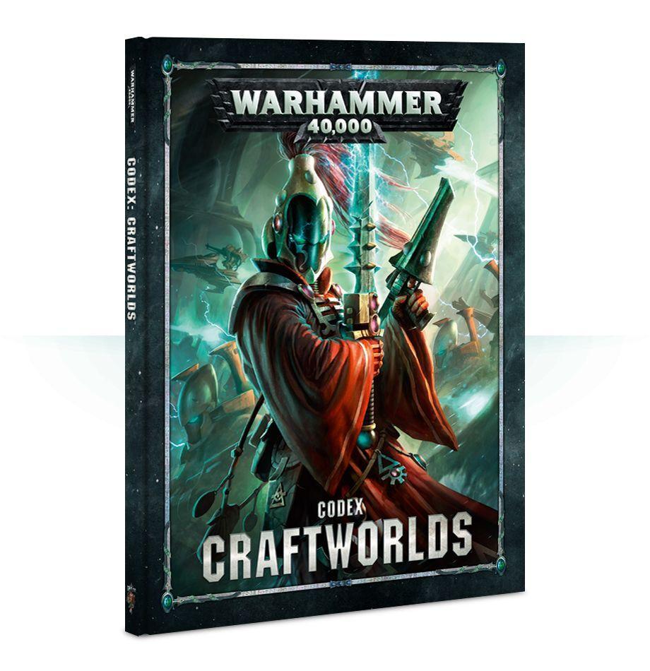【20%OFF!】Codex: Craftworlds(英語版・8版)