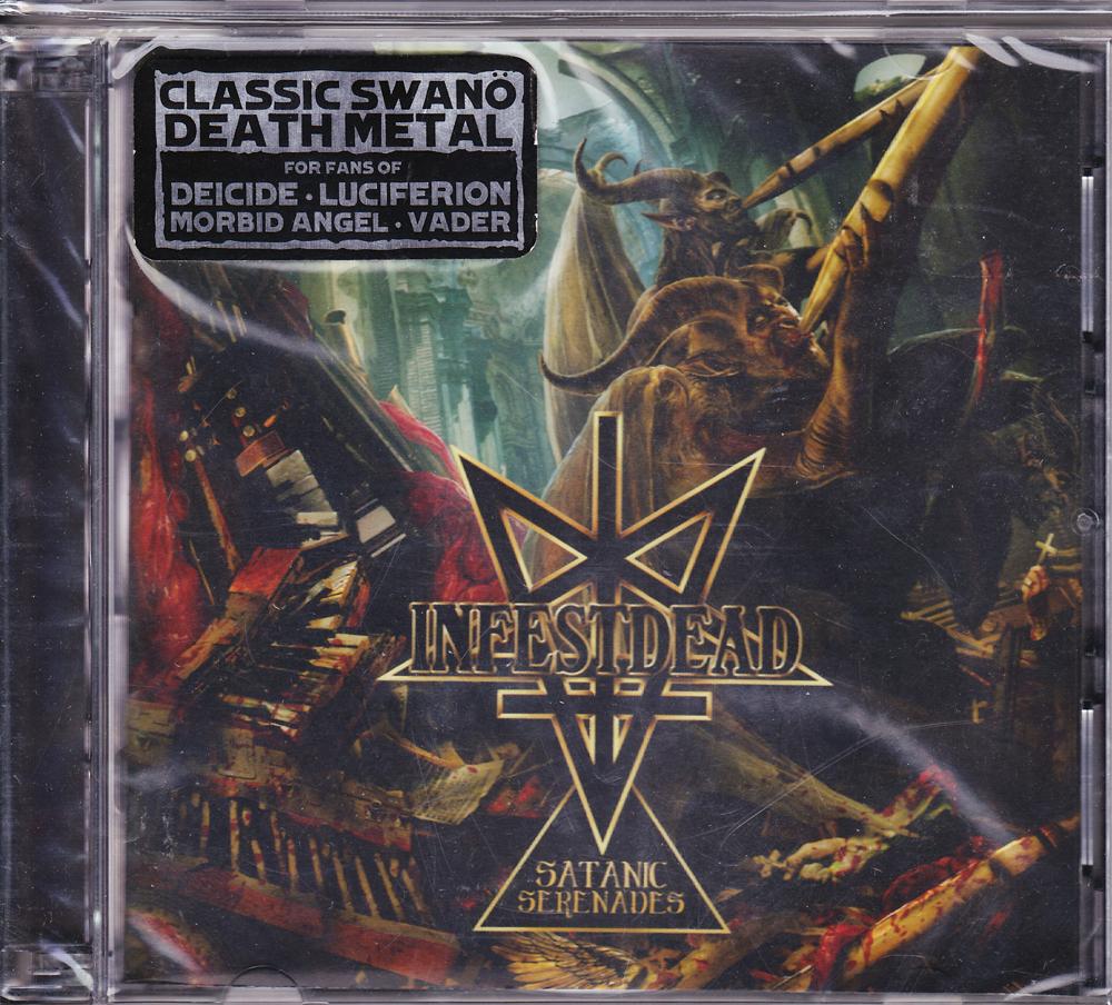 INFESTDEAD 『Satanic Serenades (2CD)』
