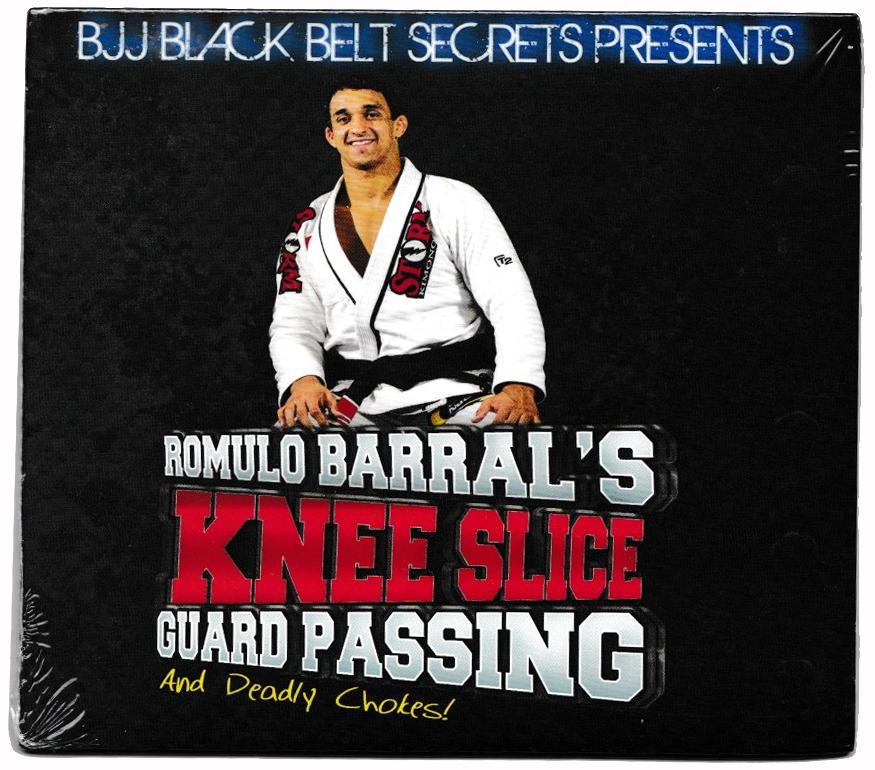 ホムロ・バハウ ニースライスパスガード |ブラジリアン柔術教則DVD