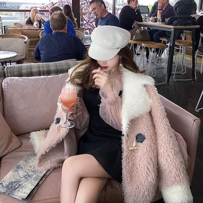 volume bore girly jacket