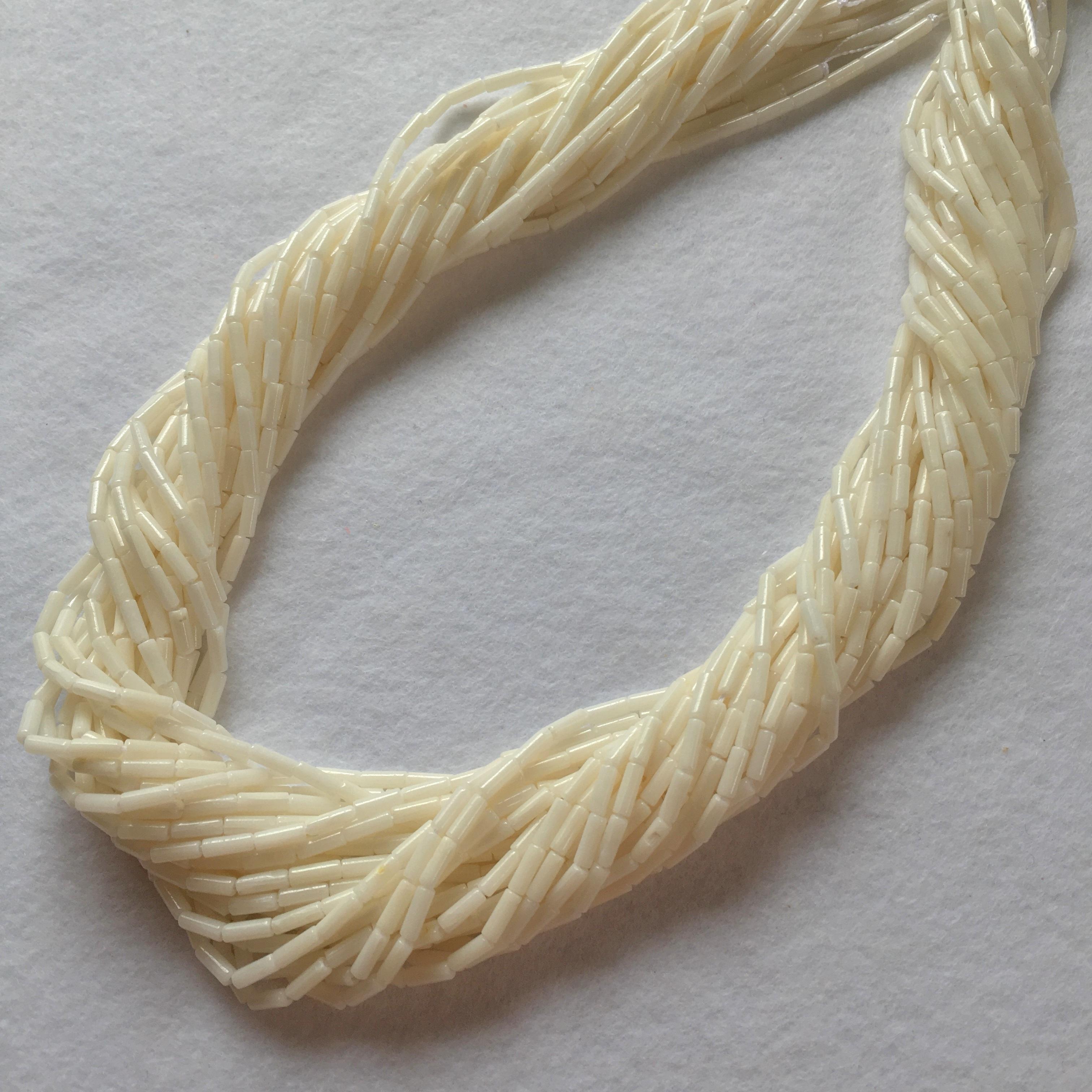 海竹 チューブ型 約6x2㎜ 連材【193572】