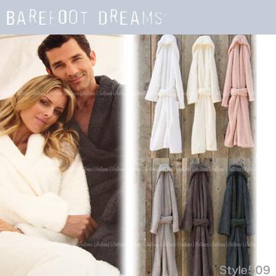 Barefoot Dreams ベアフットドリームス CozyChic コージーチック ふわふわ ローブ メンズ レディース