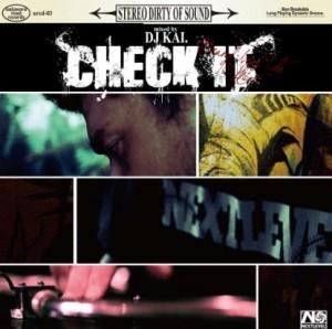 [MIX CD] DJ KAI / CHECK IT