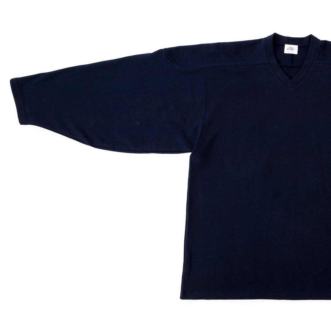 just right hockey shirt navy just right