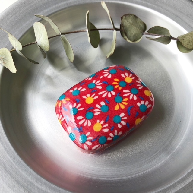 petitpan Oval Case /プチパン 小物入れ