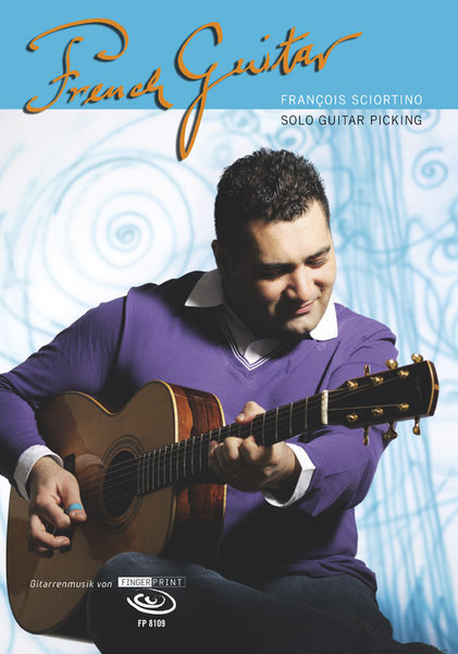 AMB8109 French Gitar / Francois Sciortino (TAB譜)