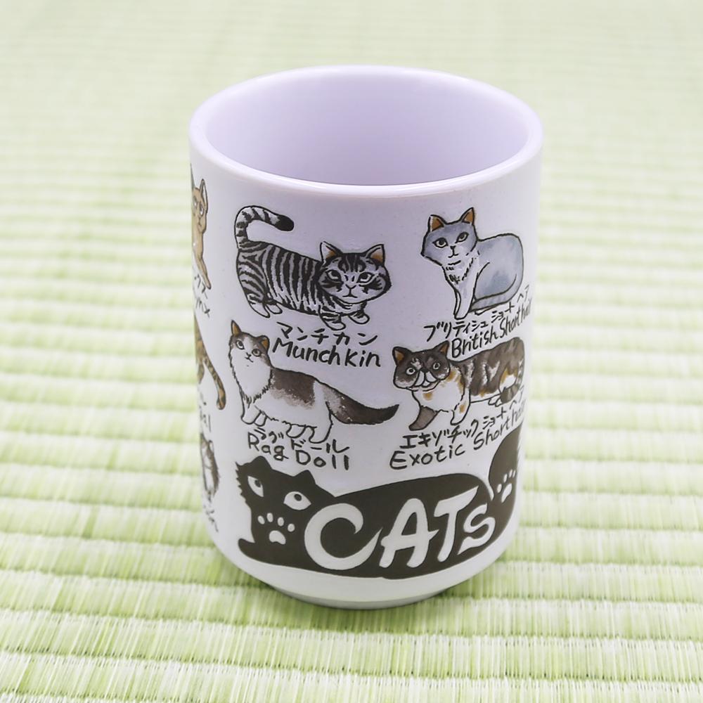 猫湯呑み(寿司湯呑みネコ)