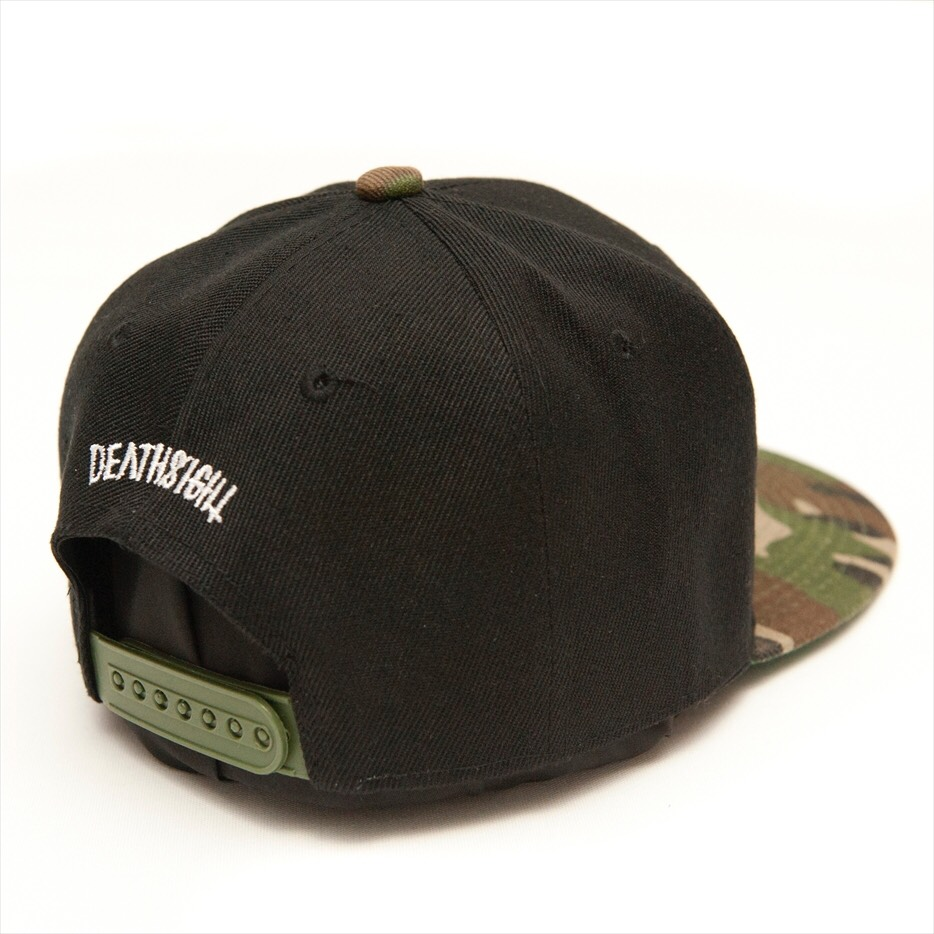 """deathsight"" CAP / CAMO - 画像4"