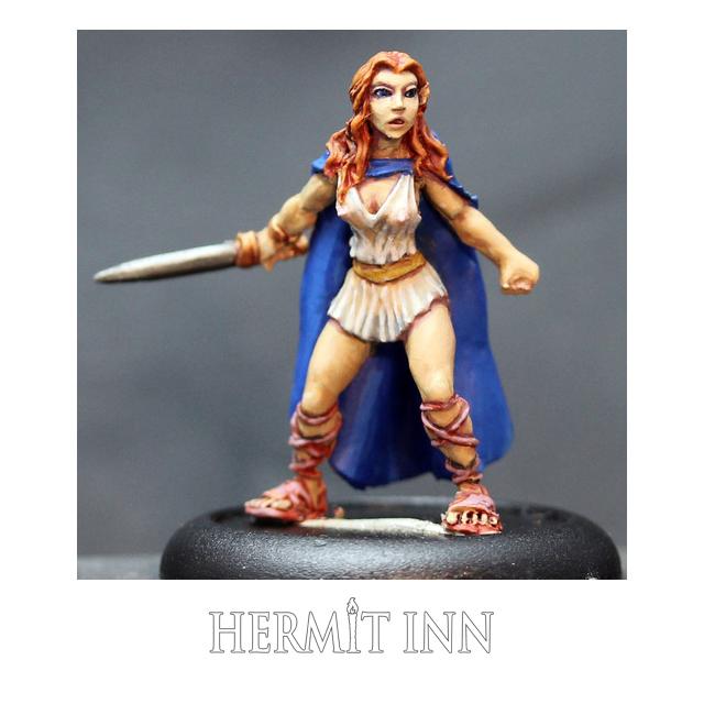 連邦の女剣士 - 画像1