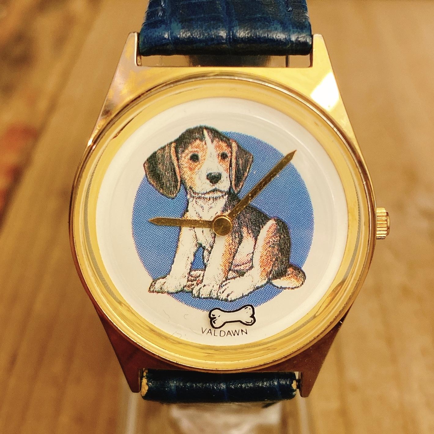 90's Valdawn Cute Puppy ウォッチ
