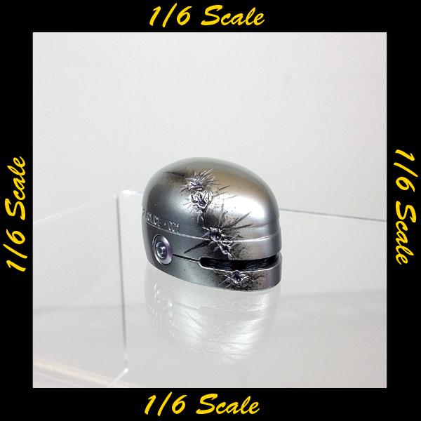 【02238】 1/6 ホットトイズ ロボコップ ヘルメット