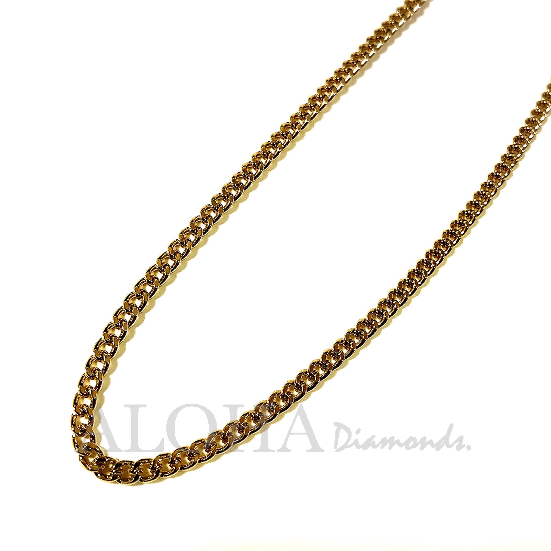 ✴︎✴︎✴︎The chain - No.2 ✴︎✴︎✴︎ゴールド/ネックレス 46cm(ネックレス単品)