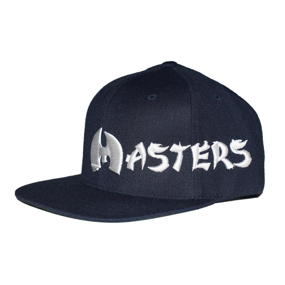 "MASTERS ""WU"" INSPIRED 6-PANEL SNAPBACK NAVY/WHITE"