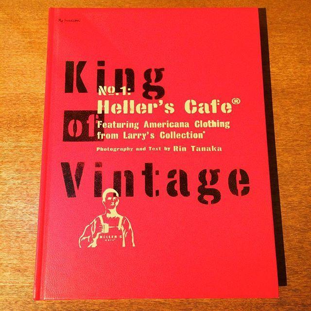 ファッションの本「King of Vintage No.1:Heller's Cafe/田中凛太郎」 - 画像1