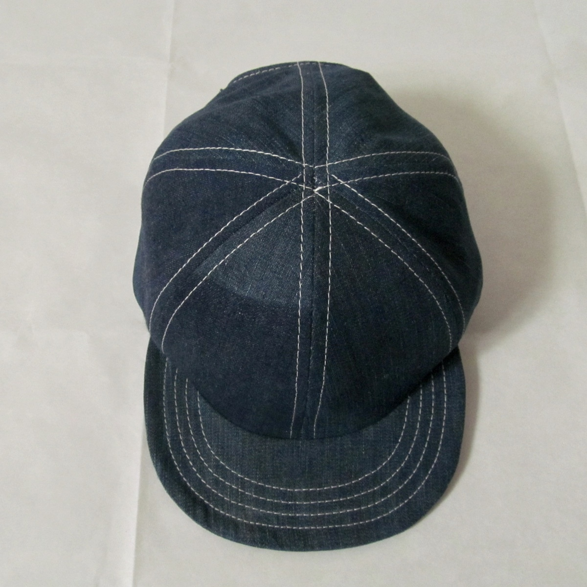 50S DENIM MODIFIED  LOW CAP