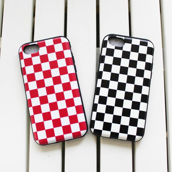 【iPhoneカバー】カードホルダー付バンパーカバー