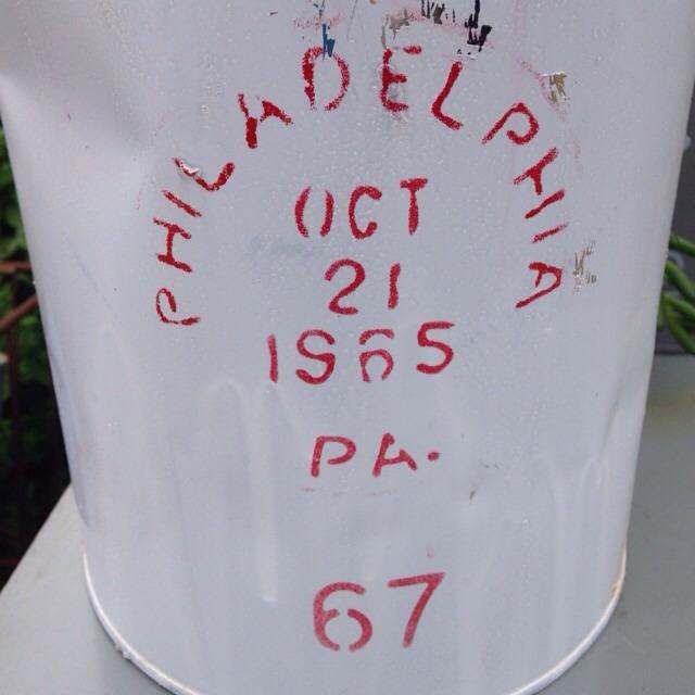 リメイク缶 ホワイト 67