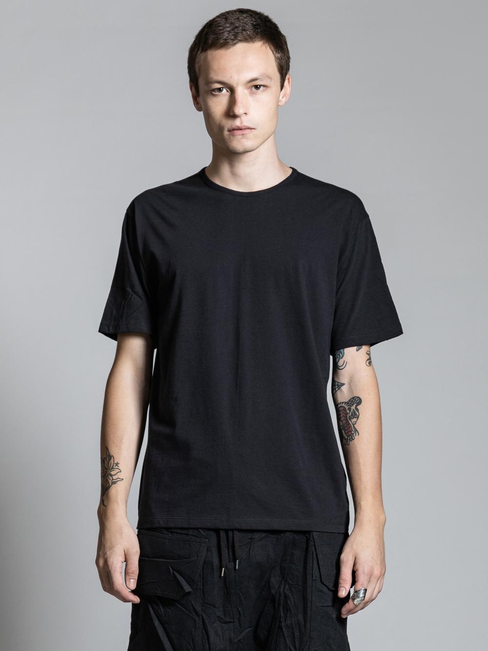 VI-ST-001-01 / 直営店限定 配色ステッチ 半袖Tシャツ
